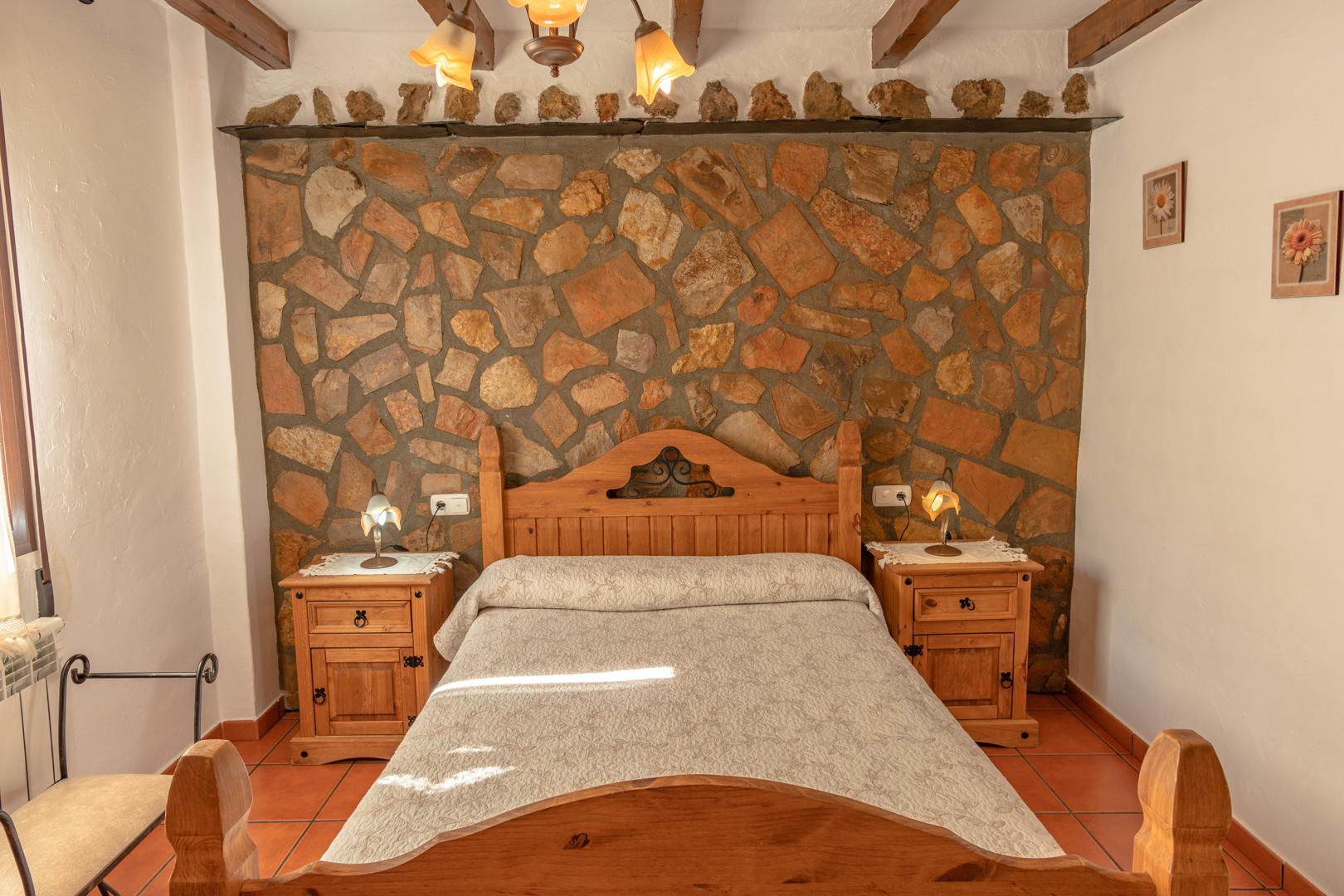 El Chaparro dormitorio matrimonio
