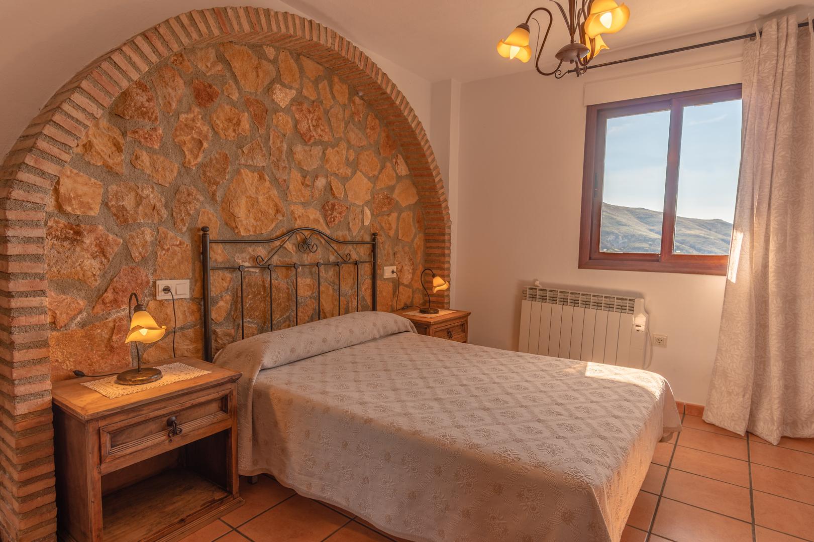 El Nogal dormitorio matrimonio